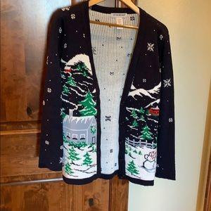 Ugly Christmas Sweater/Cardigan